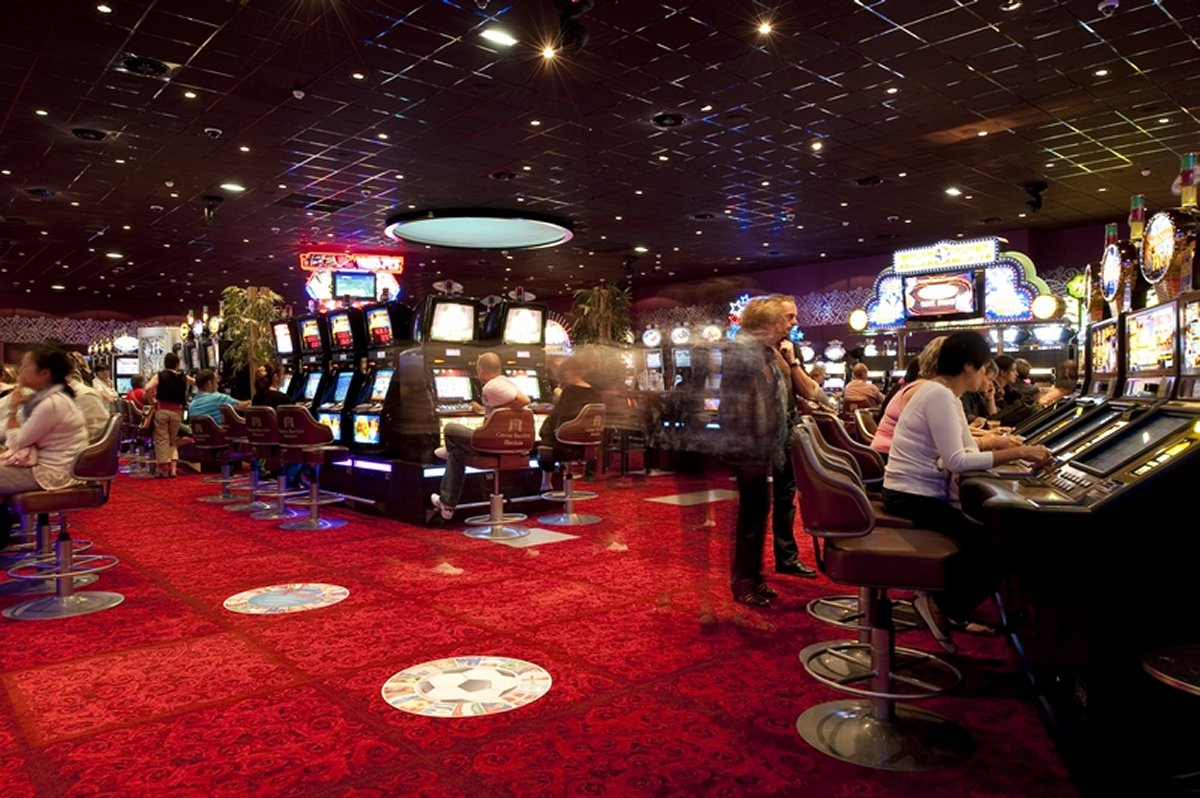 casino machine a sous comment gagner
