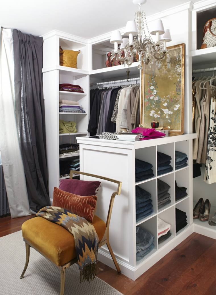 organiser un dressing mes v tements sont mieux rang s. Black Bedroom Furniture Sets. Home Design Ideas