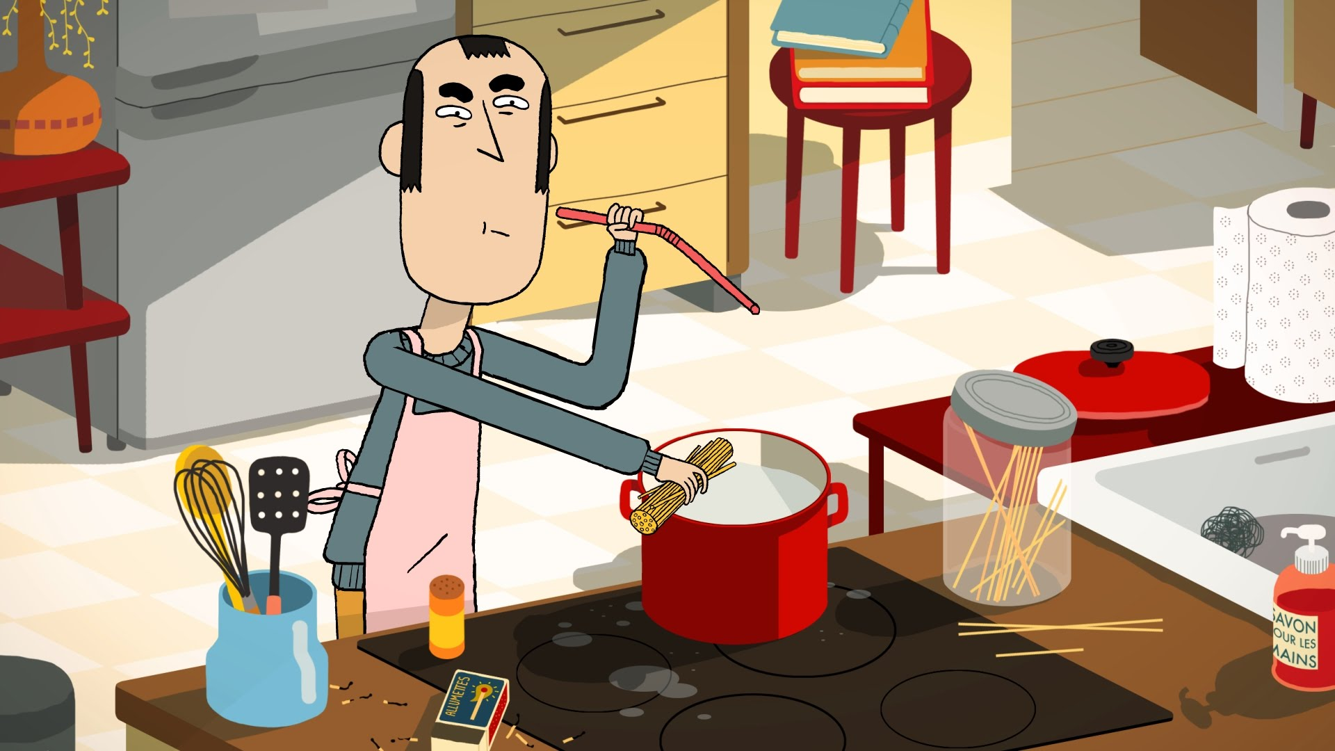 Se donner le temps de bien cuisiner