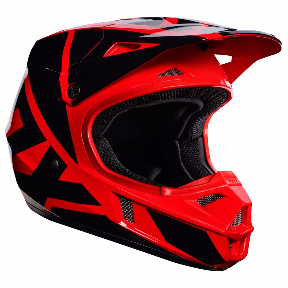 Essayer un casque de motocross avant de l'acheter