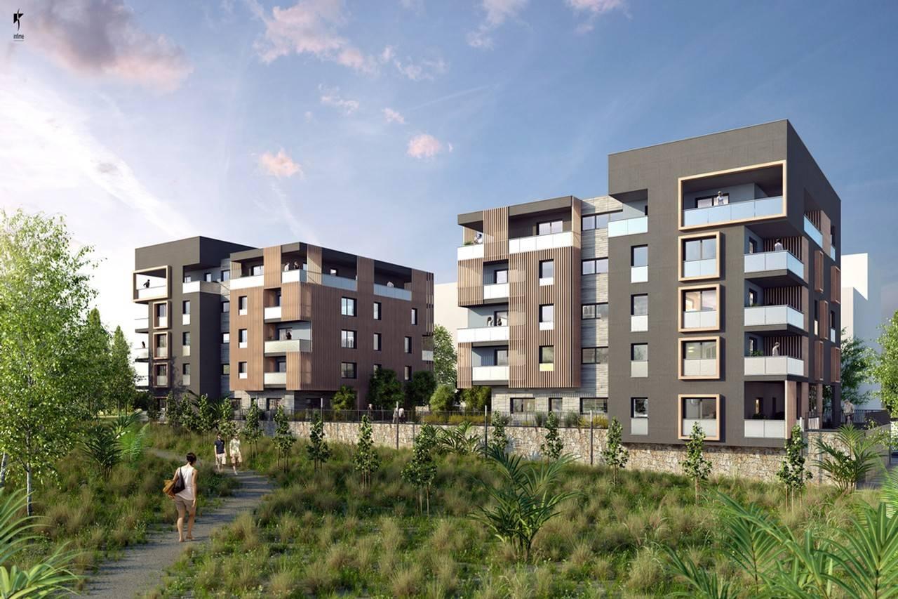 Un investissement locatif : vous devez choisir l'appartement neuf